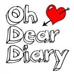 Oh Dear Diary logo
